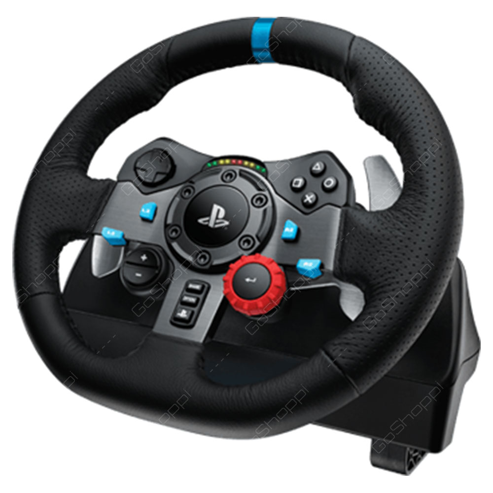 Logitech Driving Gaming Wheel G29 For PS4/PS3/PC