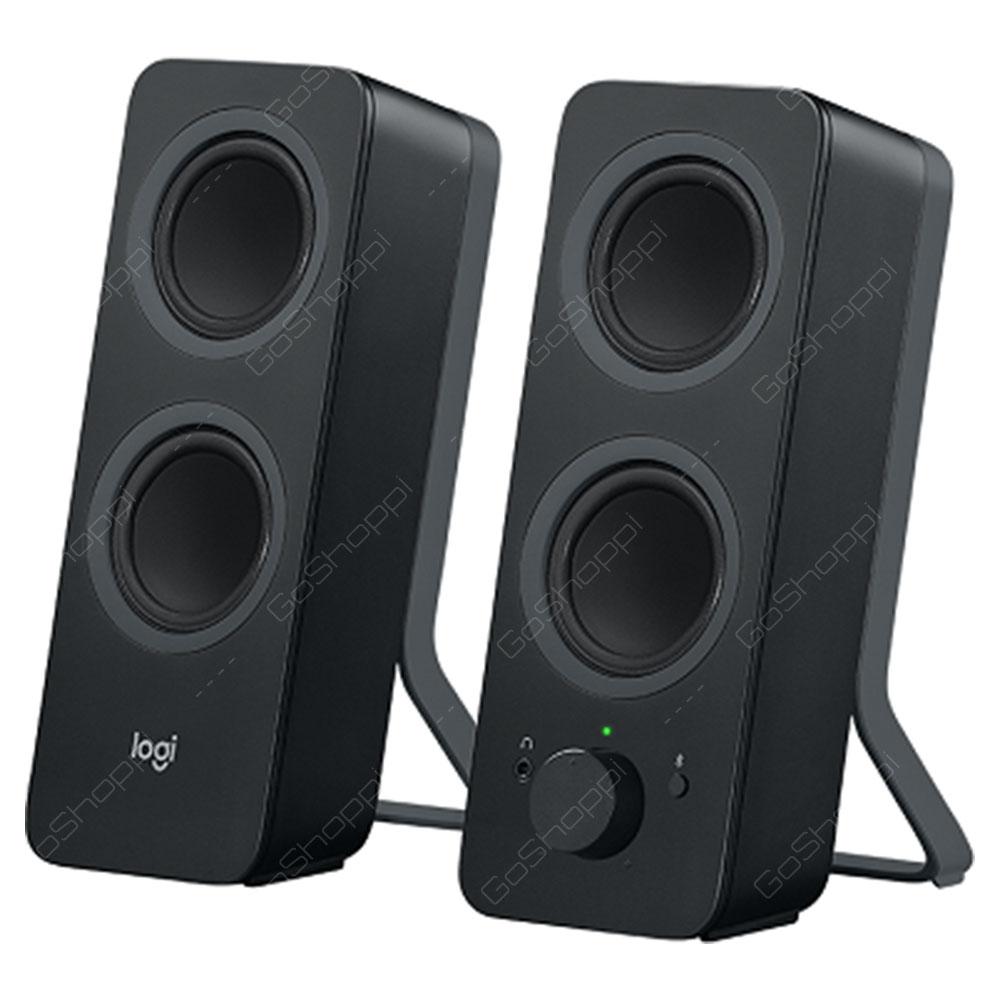 Logitech Speaker Z207 Black