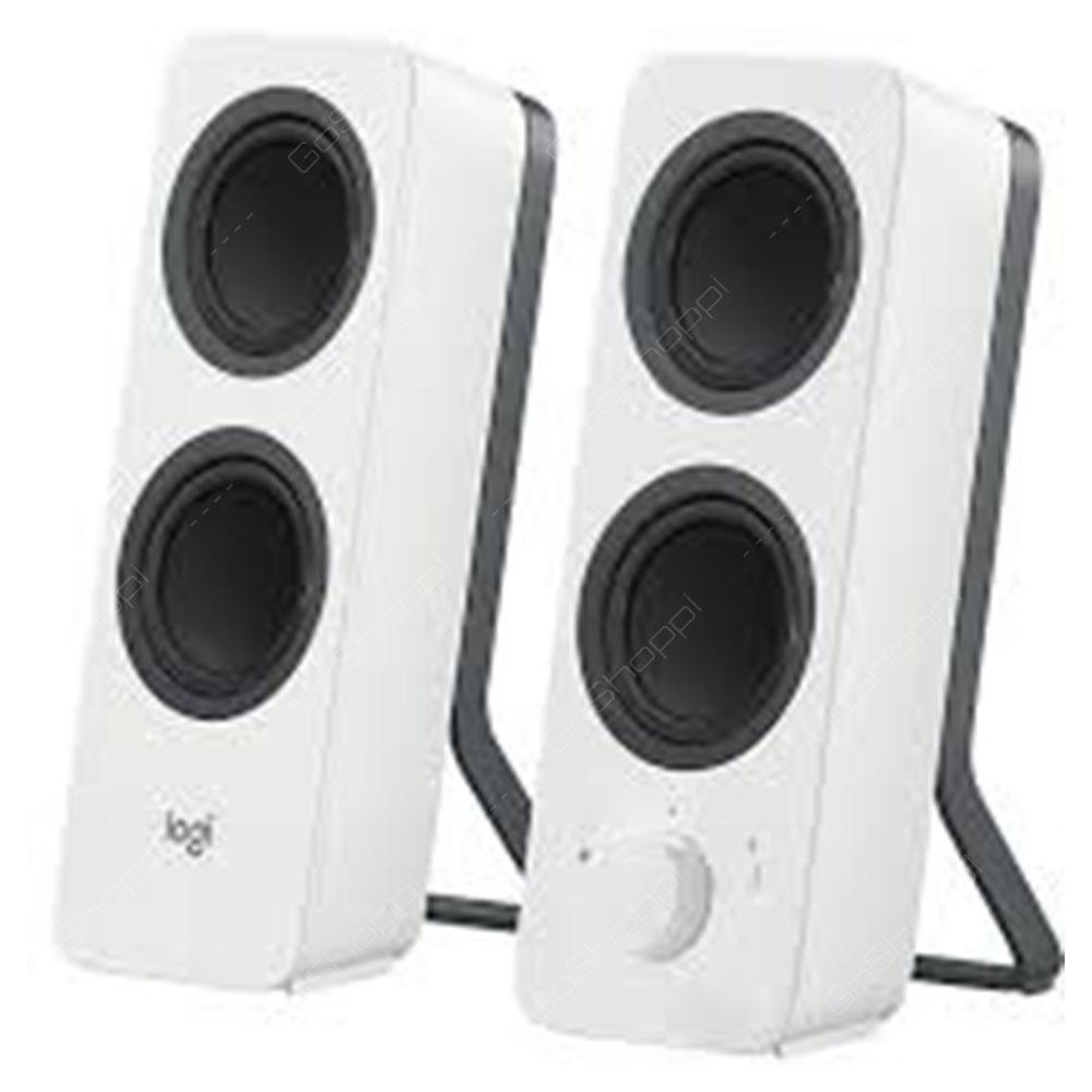 Logitech Speaker Z207 Off White