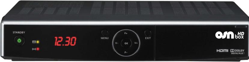 OSN  Zapper Box KAON - HD